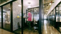 "At WeWork, Humans Supply Data For Its ""Giant Computers"""