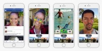 Facebook starts testing live photo and video filters