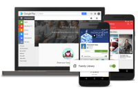 Google Play Store Launches Family Library Feature