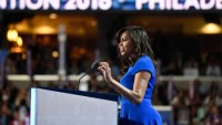 Michelle Obama Manages To Zing Trump Without Mentioning His Name