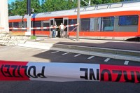 Swiss Train Attack Suspect and Female Victim Die of Wounds