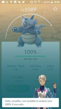 Pokemon Go: What Does Team Mystic's Appraisal Mean