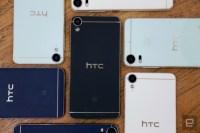 HTC's Desire 10 phones make mid-range power feel more premium