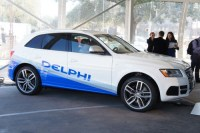 Self-driving boom shakes money tree for Delphi