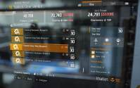 Tom Clancy's The Division Vendor Reset September 24th – Performance Gear Mods, Blueprints & More