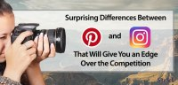 Surprising Differences Between Pinterest and Instagram That Will Give You an Edge Over the Competition
