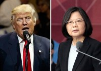 Donald Trump Angers China With Historic Phone Call to Taiwan's President