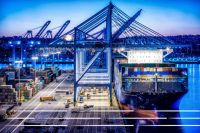 GE Transportation and Port of LA come together to track that cargo