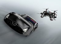 Local Motors unveils 3D printed autonomous car with drone