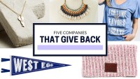 5 Companies Giving Back This Holiday Season