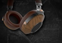 Klipsch Hertiage headphones mix leather, wood and quality sound