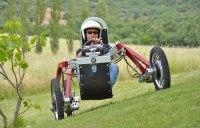 Six futuristic off-road vehicles