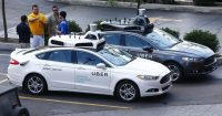 Uber to build autonomous research center in Michigan