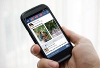 Facebook's slimmed down 'Lite' app gets a lot more social