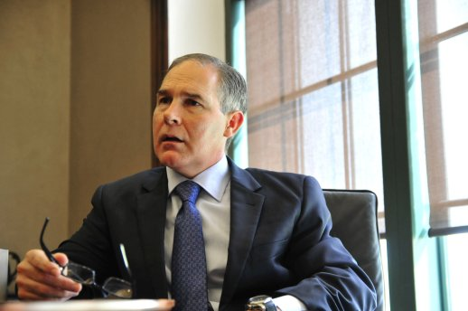 Trump administration freezes grants and contracts at the EPA