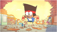 Capy is making a game for Cartoon Network's new show