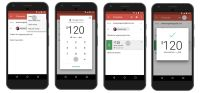 Gmail for Android can send and receive payments as attachments