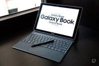 Samsung's Galaxy Book crams desktop power in portable body