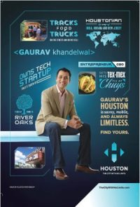 Five Questions For … Gaurav Khandelwal, Founder of Houston's Chai One