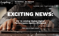 Dentsu Aegis Network US Acquires Leapfrog Online, Joins iProspect