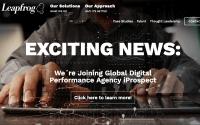 Dentsu Aegis Network US Acquires Leapfrog Online, Joins iProspect