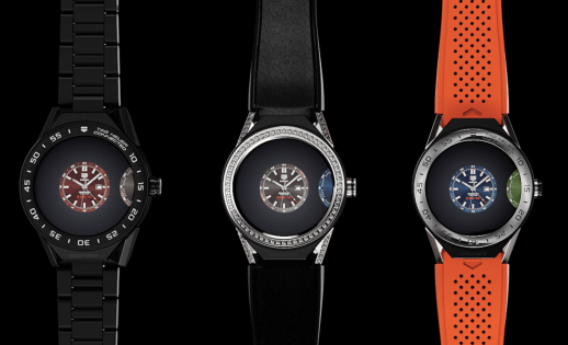"""Tag Heuer announces second generation """"connected ..."""