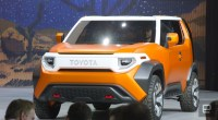Toyota's FT-4X is an off-road warrior for nerdy yuppies