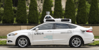 Uber's self-driving cars managed 20,000 miles last week – with a lot of help