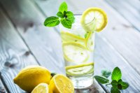 You can share the taste of lemonade through the internet