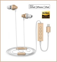 Dodocool Apple MiFi Certified Earphones Review: One Of The Best Hi-Res Earphones For iPhone 7, 7 Plus, 6S, SE, iPad, iPod And More