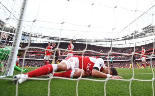 Arsenal FC delivers match day updates with Alexa