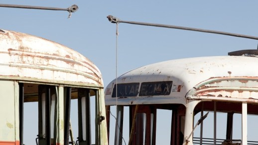 A Trolley And A Dream: Texas Border City Aims To Boost Ties With Mexico