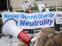 Amazon, ACLU back net neutrality 'day of action'
