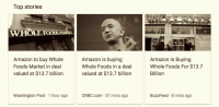 Amazon Acquires Whole Foods: A Big Win for Unified Commerce