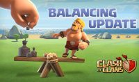 Clash of Clans Balancing Coming Along with the Next BIG CoC Update