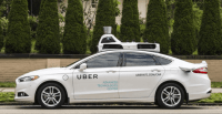 Uber fires head of self-driving division during Google's lawsuit