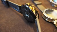 Louis Vuitton's smartwatch is an extravagant take on Android Wear
