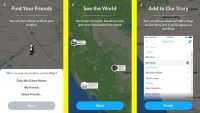 Snapchat's Snap Map plots Stories by location but not ads (yet)