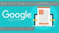 Google Launches Native Ad Format For AdSense, Some See A Conflict