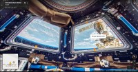 Google Street View takes you aboard the ISS