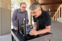 Stanford built a '4D' camera for cars, robots and VR