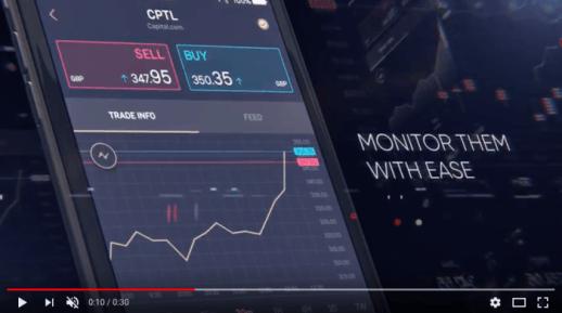 AI-enhanced mobile trading app raises $25 million from Eastern Europe