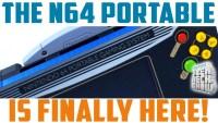 Ben Heck's N64 Portable mod