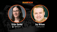 MarTech Recruiter Erica Seidel & Healthgrades SVP Jay Wilson discuss recruiting the right martech role