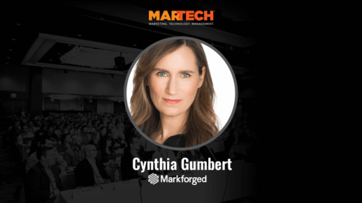 Markforged's top marketer on making the leap from martech leader to CMO | DeviceDaily.com