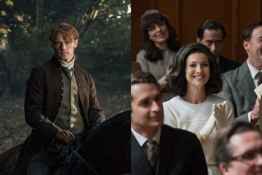 'Outlander' Season 3 Latest Stills and Spoilers: Jamie Fights His Final Battle; Claire and Frank at Odds