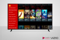 Vizio TVs add the Google Play video app