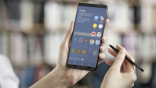 Samsung Galaxy Note8 Review: A Fine Phone, But The Pen Should Be Mightier | DeviceDaily.com