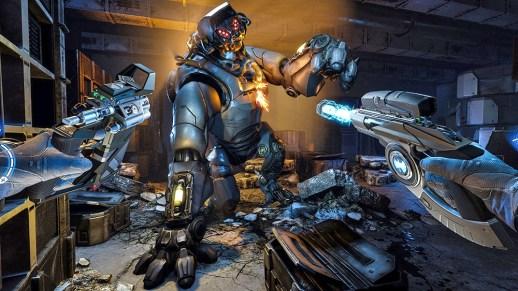 'Arktika.1' shooter arrives on Oculus Rift October 10th