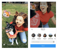 Instagram Direct is a new way to share Stories
